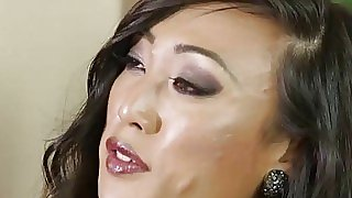 Big-titted Asian..